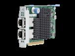 HPE Ethernetadapter mit zwei Anschlüssen, 10 Gbit/s, 561FLR-T