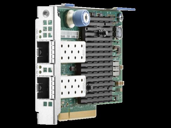 HPE Ethernet 10Gb 2-port 560FLR-SFP+ Adapter