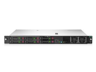 HPE ProLiant DL20 Gen10 E-2134 1P 16GB-U 4SFF 500W PS Solution-Server Center facing