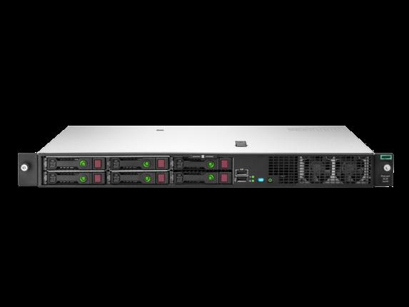 HPE ProLiant DL20 Gen10 E-2134 1P 16GB-U 4SFF 500W PS Solution Server