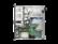 HPE P17080-B21 ProLiant DL20 Gen10 E-2224 1P 16GB-U S100i 4SFF 500W RPS Server