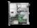 HPE P17078-B21 ProLiant DL20 Gen10 E-2224 1P 8GB-U S100i 2LFF-NHPE 290W PS Server