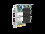 HPE Ethernet 10 GB 2 bağlantı noktalı 546FLR-SFP+ Bağdaştırıcı