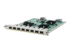 HPE MSR 8-ports 1000Base-X HMIM Module