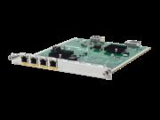 Module HMIM HPE FlexNetwork à 4 ports Gig-T MSR