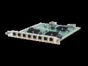 Module HMIM HPE FlexNetwork à 8 ports Gig-T MSR