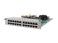 HPE MSR 24-ports Gig-T Switch HMIM Module