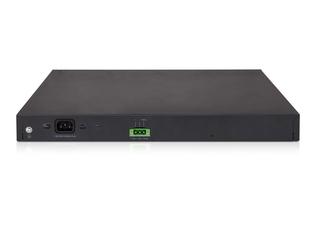 HPE FlexNetwork 5130 48G PoE+ 4SFP+ (370W) EIスイッチ Rear facing