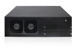 Routeur HPE FlexNetwork MSR3064 Left facing