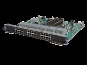 HPE 10500 24p 1/10GBASE-T SF Module