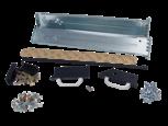 HPE Kit für feste Schienen, tiefenverstellbar