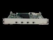 HPE FlexNetwork HSR6800 10 GbE SFP+ Service Aggregation Platform-Routermodul mit 4 Anschlüssen