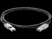 Kit d'assemblage de câbles HPE SAS Mini-Mini, 1 x 4 m