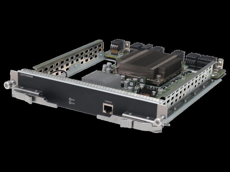 HPE FlexNetwork 10504 880Gbps B 型光纤模块 Left facing