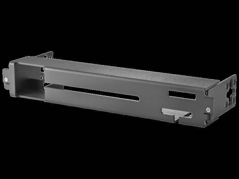 Goulotte câbles 1U Aruba X510 Left facing