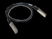 HPE FlexNetwork X240 40G QSFP+ QSFP+ 1m Direct Attach Copper Cable
