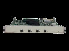 Module de routeur HPE FlexNetwork HSR6800 4 ports 10GbE SFP+ Service Aggregation Platform (SAP)