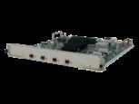Modulo router piattaforma di aggregazione servizio HPE HPE FlexNetwork HSR6800 a 4 porte 10 GbE SFP+