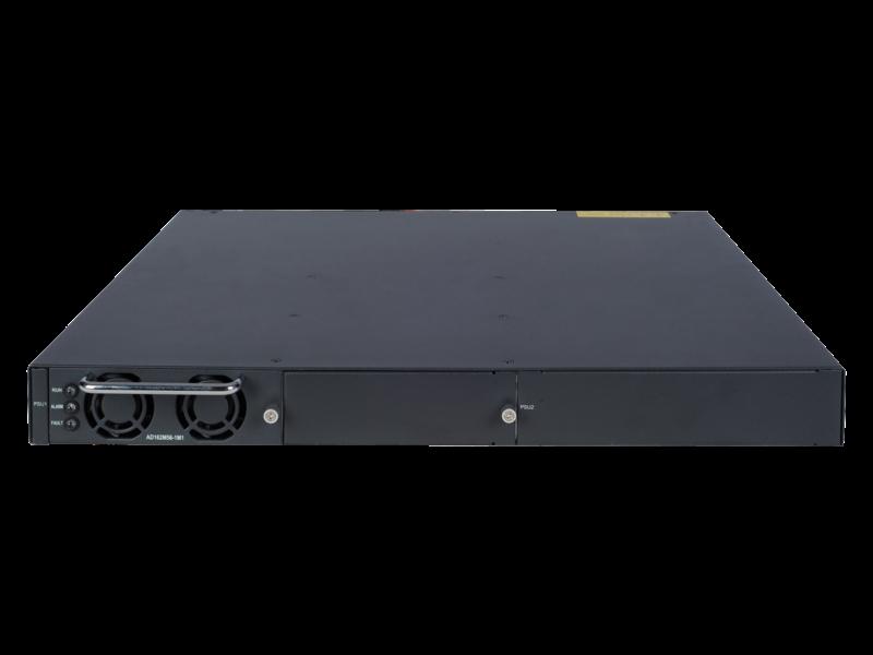 HPE RPS1600 Redundant Power System Rear facing