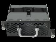 HPE X711 气流方向从前(端口侧)到后(电源侧)大容量风扇托架