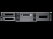 Bibliothèque de bandes HPE StoreEver MSL2024 sans lecteur