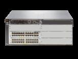 Aruba 5406R 44GT PoE+ und SFP+ mit 4 Anschlüssen (keine PSU) v3 zl2-Switch