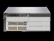 Commutateur Aruba 5406R 44GT PoE+ et 4 ports SFP+ v3 zl2 (sans bloc d'alimentation)