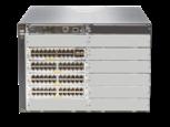 Aruba 5412R 92GT PoE+ und SFP+ mit 4 Anschlüssen (keine PSU) v3 zl2-Switch