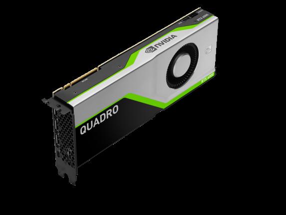 HPE NVIDIA Quadro RTX 6000 Graphics Accelerator