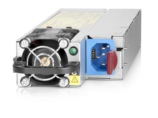 HPE 1500 瓦通用插槽白金级增强型电源套件 Left facing