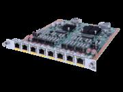 Module HMIM 8ports E1 / E1 fractionnaire / T1 / T1 fractionnaire HPE FlexNetwork MSR