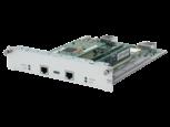 HPE FlexNetwork MSR T1 Voice HMIM-Modul, 2 Anschlüsse