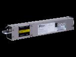 HPE A58x0AF 300-W-AC-Netzteil mit Luftbewegung von hinten (Netzanschlussseite) nach vorne (Anschlussseite)