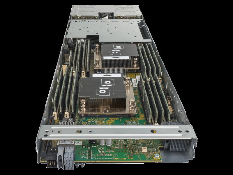 Server HPE ProLiant XL230a Gen9 Rear facing