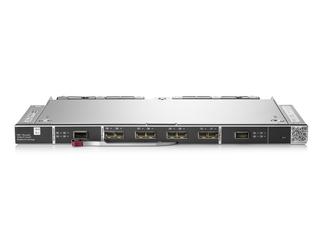 Commutateur Brocade SAN Fibre Channel 32Gb pour HPE Synergy Center facing