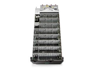 HPE D8000シングルI/OモジュールLFF (3.5インチ) 高密度ディスクエンクロージャー Detail view