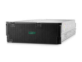 HPE D8000シングルI/OモジュールLFF (3.5インチ) 高密度ディスクエンクロージャー Left facing