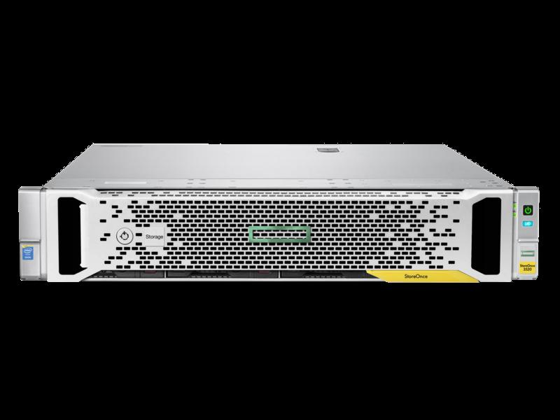 Veeam & HPE StoreOnce backup appliance
