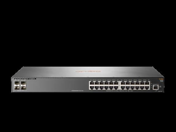 Aruba 2930F 24G 4SFP Switch