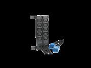 Barre d'extension standard HPE 5xC13 avec sorties d'alimentation et 2 LED UID
