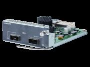 HPE 5510 2port QSFP+ Module