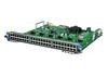HP JH192A 10500 48-port 1000BASE-T SE Module