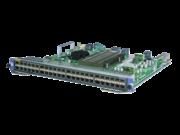 HPE 10500 48port 1/10GbE SFP+ SG Module