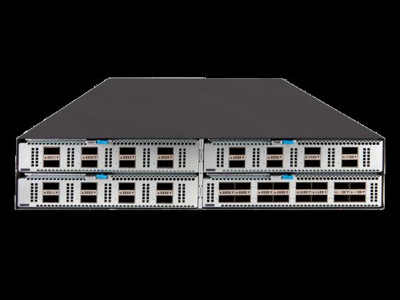 HPE FlexFabric 5950 Switch mit 4 Steckplätzen