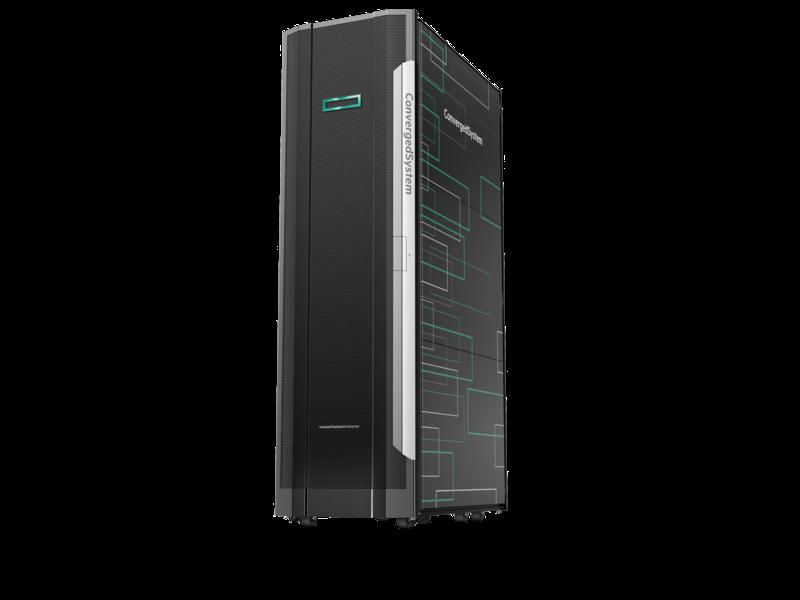 HPE ConvergedSystem 750 для виртуализации