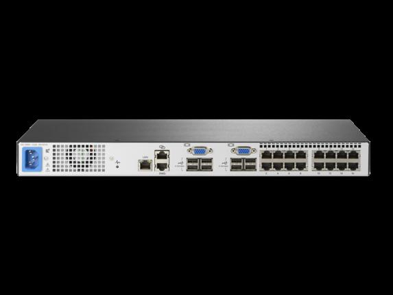 HPE 0x2x16 G3 KVM Console Switch