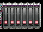Bundle de 6 disques durs HPE MSA 10.8 To SAS 12G Enterprise 10 000 tr/min Petit facteur de forme (2.5 po) M2 - 3 ans de garantie