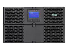 HPE G2 R8000/Hardwire/208V Sorties (4) L6-20 (2) L6-Onduleur 30/6U NA/JP monté en rack