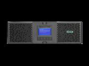 HPE G2 R5000/L6-30P 24A/208V Outlets (2) L6-20R (2) L6-30R/3U NA/JP UPS