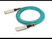 Câble optique actif Aruba 100G QSFP28 vers QSFP28 de 15 m